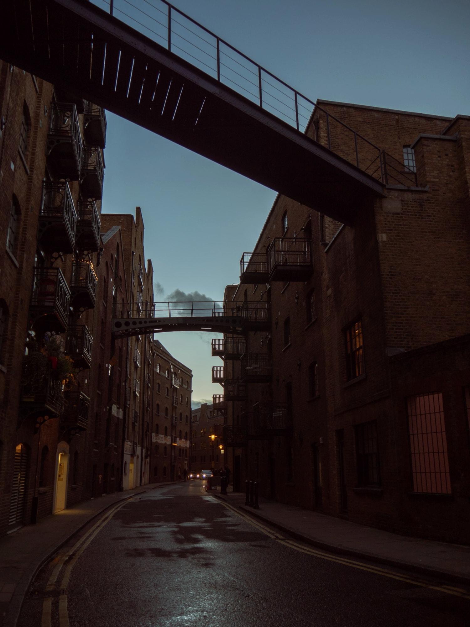 Framing streets